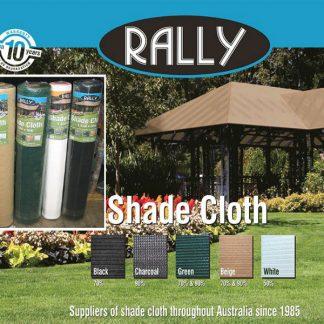 Rally Shade Cloth